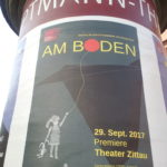 AM BODEN (GROUNDED) in Zittau