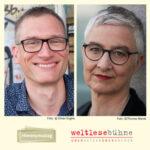 Kreuz und quer - translated America - reading and talk