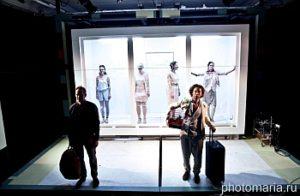 Bühne/stage St. Petersburg