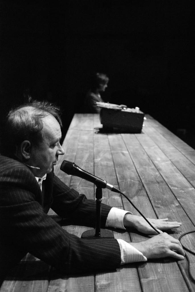 Szene aus der Uraufführung (c) Stef Depover