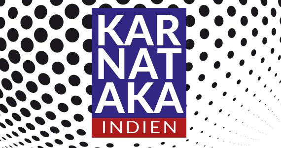 Logo des GLOBAL-Festival: Karnataka-Indien